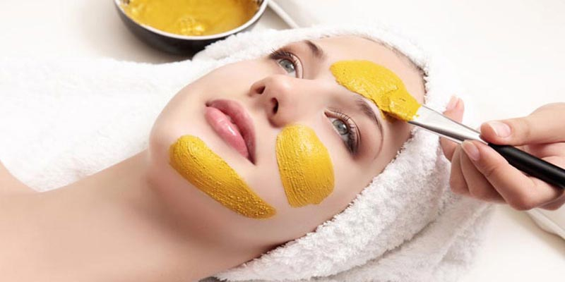 Lighten Facial Hair